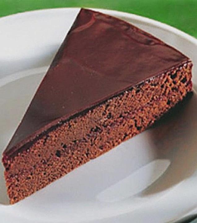 Feine Schokoladentorte Von Chrissy79 Chefkoch De