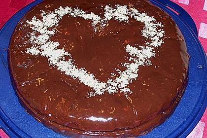 Feine Schokoladentorte 10