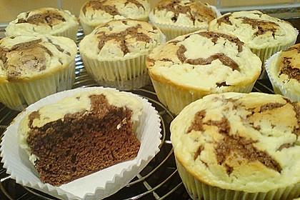 Cheesy Schoko - Muffins 27