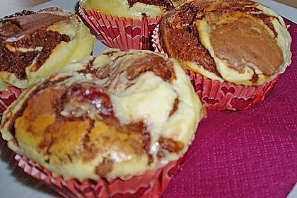 Cheesy Schoko - Muffins 42