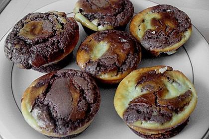 Cheesy Schoko - Muffins 28