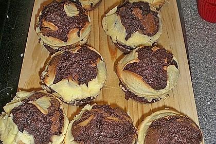 Cheesy Schoko - Muffins 33