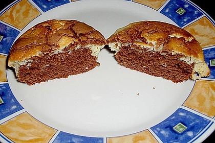 Cheesy Schoko - Muffins 22