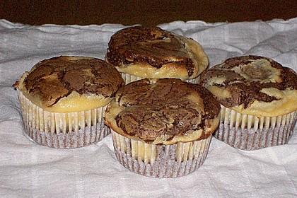 Cheesy Schoko - Muffins 24