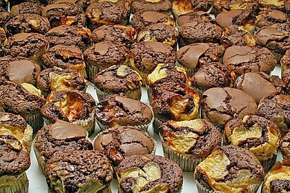 Cheesy Schoko - Muffins 4