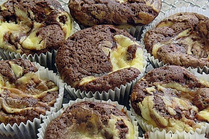 Cheesy Schoko - Muffins 23