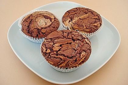 Cheesy Schoko - Muffins
