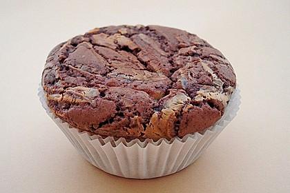 Cheesy Schoko - Muffins 2