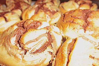Cheesy Schoko - Muffins 26