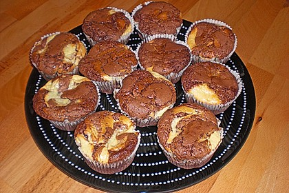 Cheesy Schoko - Muffins 31