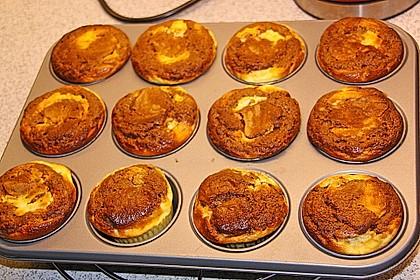 Cheesy Schoko - Muffins 14