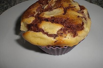 Cheesy Schoko - Muffins 30