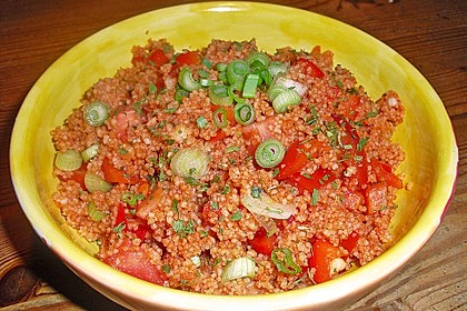 Couscous-Salat 1