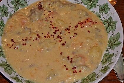 Kartoffel-Hackfleisch-Topf mit Schmand und Möhren 37