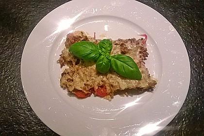 Pfannkuchen vom Blech Bologneser Art 3