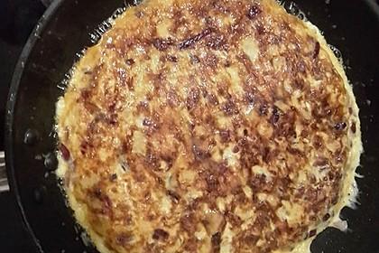 Traditionelle spanische Tortilla 46