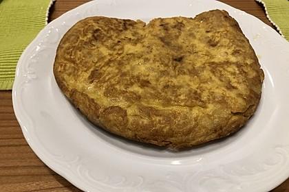 Traditionelle spanische Tortilla 52