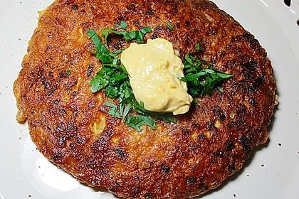 Traditionelle spanische Tortilla 39
