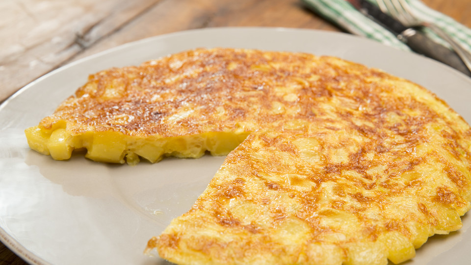 Traditionelle spanische Tortilla von Fanes   Chefkoch.de