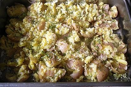 Quetschkartoffeln vom Backblech – Crushed Potatoes 14