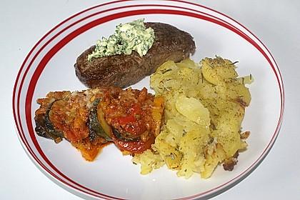 Quetschkartoffeln vom Backblech – Crushed Potatoes 11