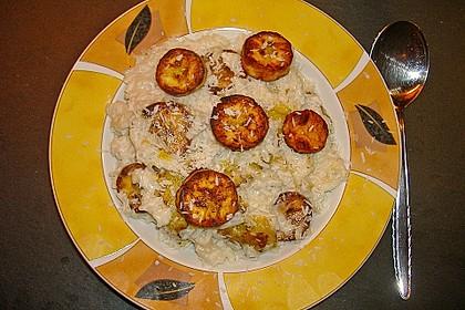 Kochbananen mit Kokosreis 1