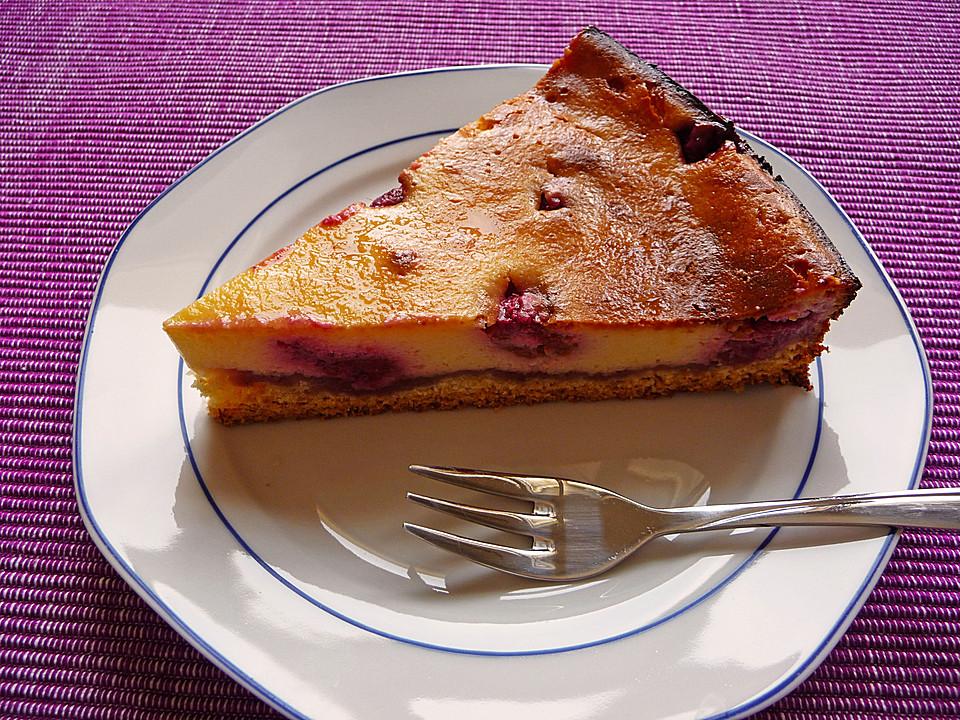Himbeer Quark Kuchen Von Erdbeeer Chefkoch De