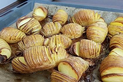Hasselback-Kartoffeln 15