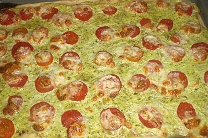 Tomaten-Mozzarella-Flammkuchen 45