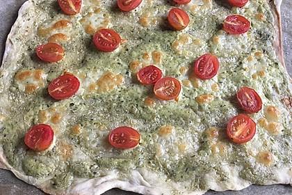 Tomaten-Mozzarella-Flammkuchen 20