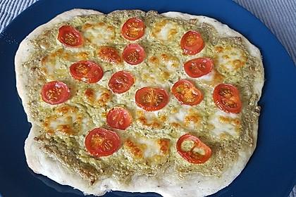 Tomaten-Mozzarella-Flammkuchen 31