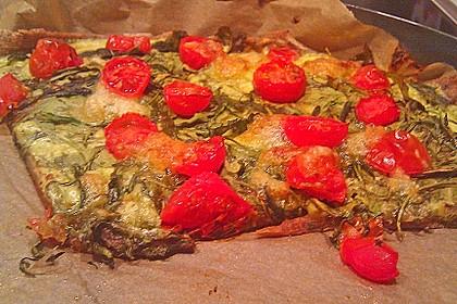Tomaten-Mozzarella-Flammkuchen 36