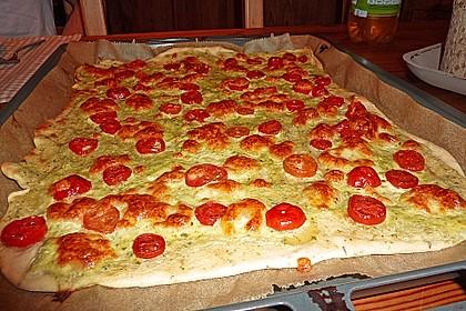 Tomaten-Mozzarella-Flammkuchen 24