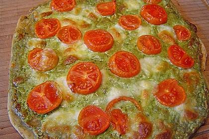 Tomaten-Mozzarella-Flammkuchen 29