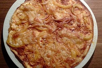 Tomaten-Mozzarella-Flammkuchen 33