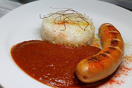 Currywurstsoße