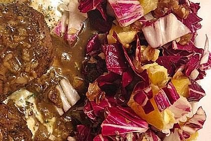 Radicchio-Orangen-Salat 6