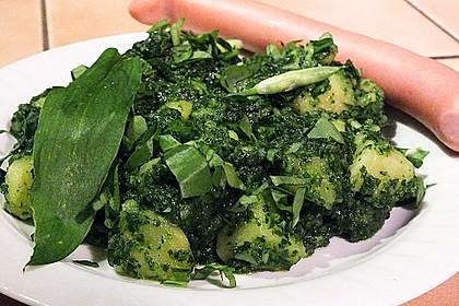 Bärlauch-Kartoffelsalat 6