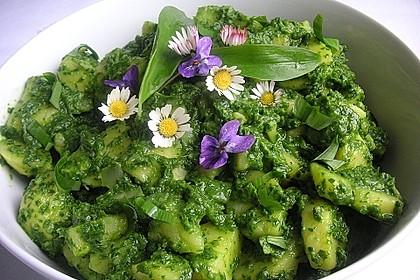 Bärlauch-Kartoffelsalat 1
