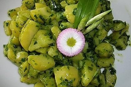Bärlauch-Kartoffelsalat 2