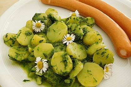 Bärlauch-Kartoffelsalat 5