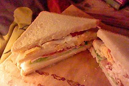 """Club-Sandwich Wanne-""""Ei""""ckel"""