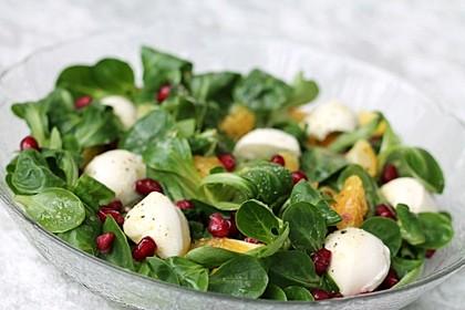 Fruchtiger Granatapfel-Salat 2