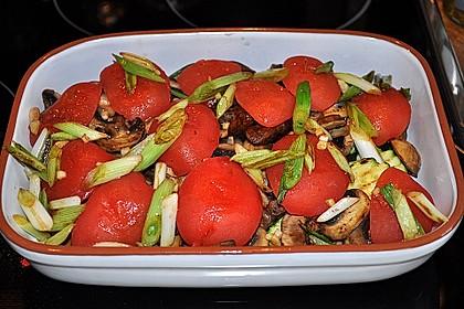 Gemüse-Pfanne, mediterran 1