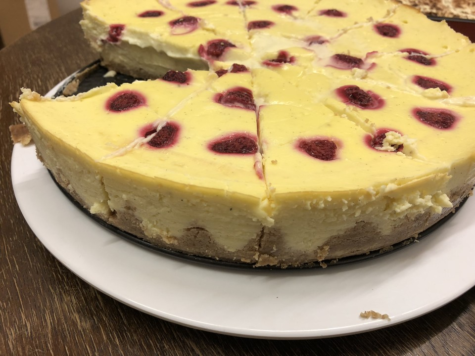 Low Carb Himbeer Kokos Cheesecake Von Bourbie Chefkoch De