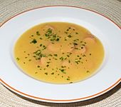 Kartoffel-Gemüse-Cremesuppe (Bild)