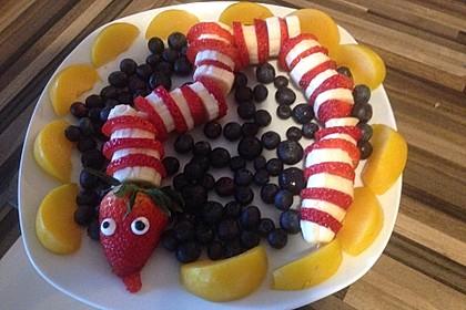 Erdbeer-Bananen-Schlange 10