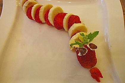 Erdbeer-Bananen-Schlange 13