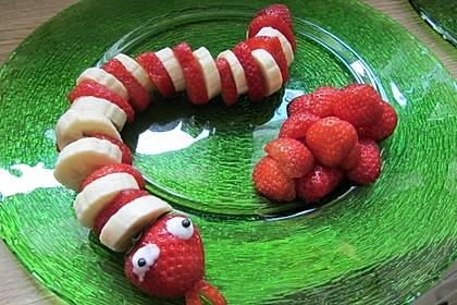 Erdbeer-Bananen-Schlange 12