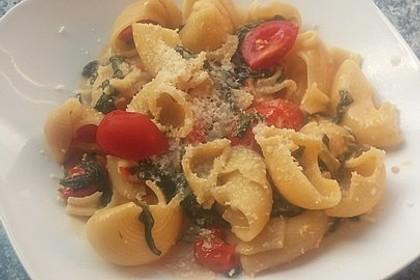 Tomaten-Spinat-Pasta 21